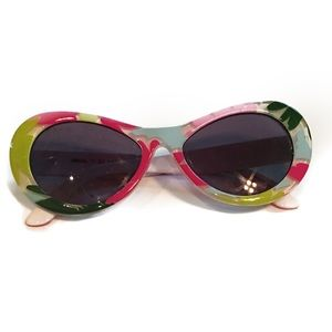 Gymboree Other - 🕶Gymboree Tropical Print Sunglasses 4 Yrs & Up🕶