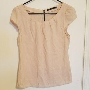 Zara Woman pink blouse