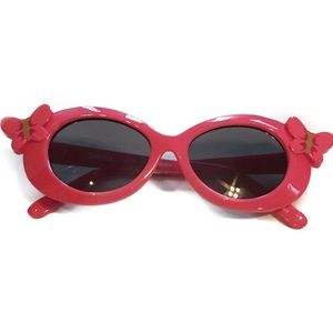 Gymboree Other - 🕶Gymboree Pink Butterfly Sunglasses 4 Yrs & Up🕶