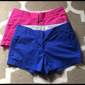 "J. Crew Pants - J Crew Bundle 3"" Broken-in Chino Shorts"