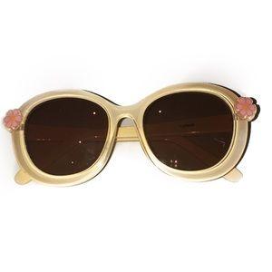 Gymboree Other - 🕶Gymboree Yellow Flower Sunglasses 2-4 Yrs🕶