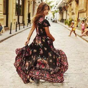 Dresses & Skirts - 🌴TODAY ONLY🌴Vintage Boho Maxi Dress