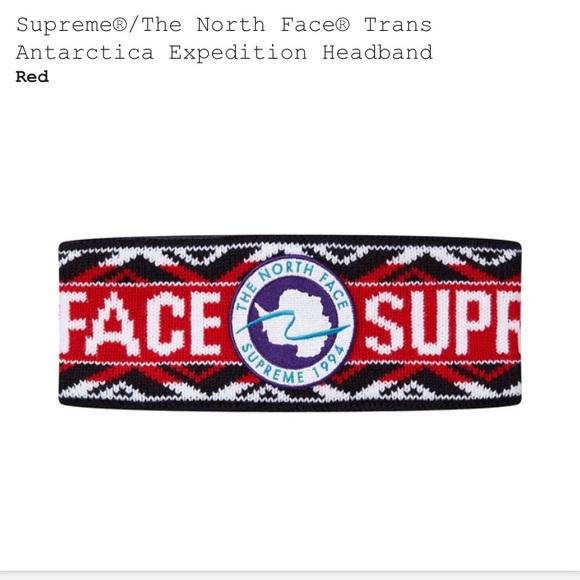 Supreme x The North Face Headband 72430e71a7
