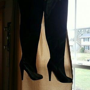 Colin Stuart Shoes - Thigh High Boots