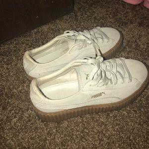 Rihanna Shoes - Authentic Rihanna Creepers