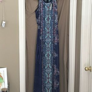 Romeo & Juliet maxi dress so unusual and gorgeous