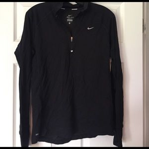 Nike Running 1/4 zip