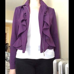 Nordstrom Jackets & Blazers - Purple Jacket Medium