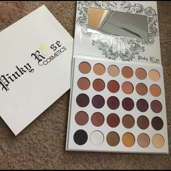 9b81f3af3e05 Pinky Rose Cosmetics Eye Said Yes Palette