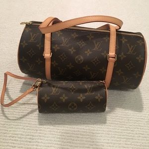 0d00d6692f0f Louis Vuitton. Louis Vuitton Papillon Cylinder Bag