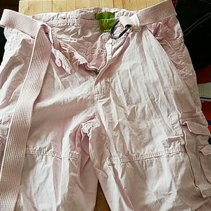Suko Other - Men's Pink Cargo Shorts