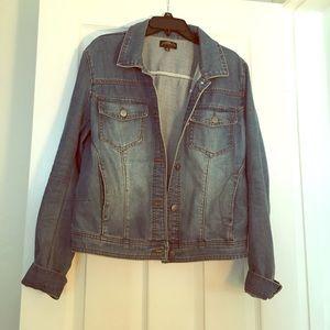Fire Los Angeles Jackets & Blazers - Denim Jacket