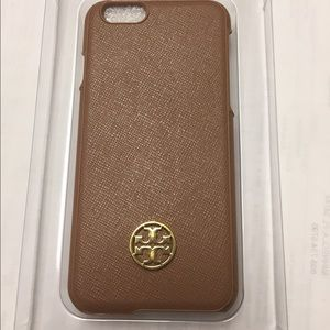Authentic Tory burch iPhone 6 case