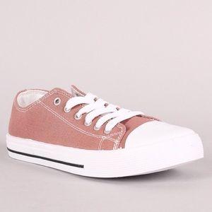 Shoes - 🆕SERA lace up sneakers - MAUVE