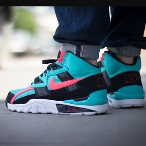 Nike Other - USED NIKE AIR TRAINER SC HIGH MENS SIZE 12.5