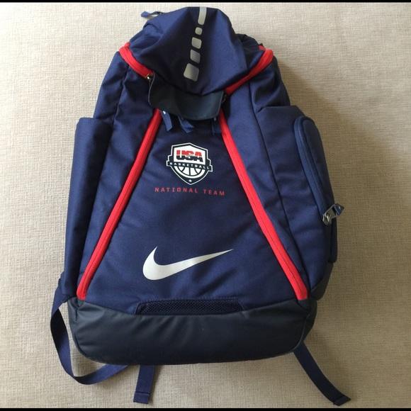 3669bb31b7e8 Nike Elite USA Basketball National Team Backpack. M 58e28b05620ff7be390d0b6b