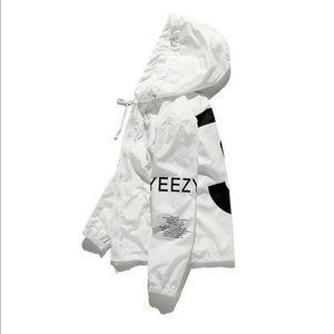 adidas windbreaker yeezy