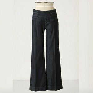Anthropologie Denim - Anthropology Daughters of the Liberation pants 8
