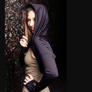 Mika Yoga Wear Tops - Mika Yoga Hoodie