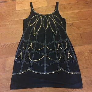 Bisou Bisou Black Dress