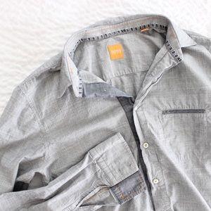 BOSS ORANGE Other - Boss Long Sleeve Dress Shirt