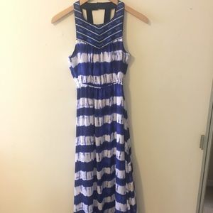 Cute, long Gianni Bini dress!