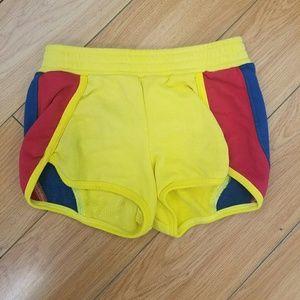 Aviator Nation Pants - Aviator Nation short shorts
