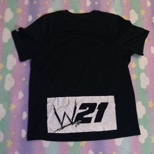 Tops - WHATEVER 21 JERSEY TEE ONE SIZE
