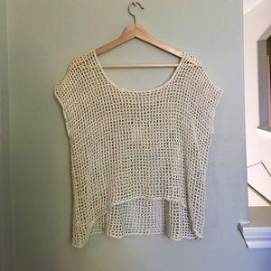 Element Tops - Element crochet blouse