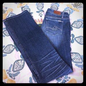 Anoname Denim - Anoname boot highrise jeans