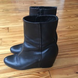Vince Wedge boots