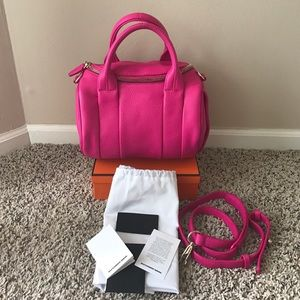 $360 🅿️🅿️Alexander wang Flamingo Rockie