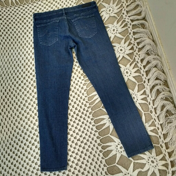 AG Adriano Goldschmied Jeans - AG Adriano Goldschmied Jeans Polka Dot The Legging