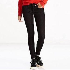 NWOT Black LEVI'S jeans