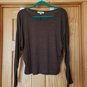 Ya Los Angeles Tops - Brown ModCloth Sweater