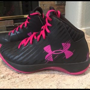 65 armour shoes armour bright pink