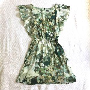 H&M Dresses & Skirts - H&M Watercolor Tunic Dress
