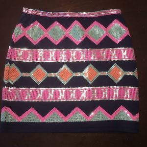 Dresses & Skirts - 🌺🌺NWOT SEQUINE MINI SKIRT IN A SIZE SMALL🌺🌺