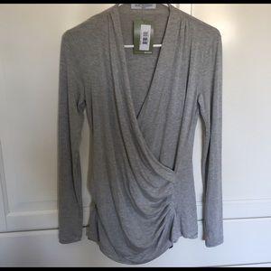Lilac Clothing Tops - Lilac Clothing Karen Nursing/Maternity Top