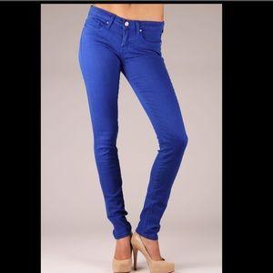 V.I.P.  Denim - 🎉3X HP🎉 Royal Blue Stretch Skinny Jeans 👖