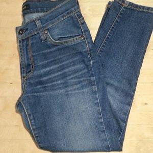 James Jeans Denim - James Jeans Twiggy Crop