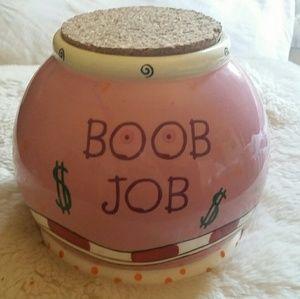 Job money Boob