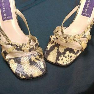 Phyllis Poland sandals