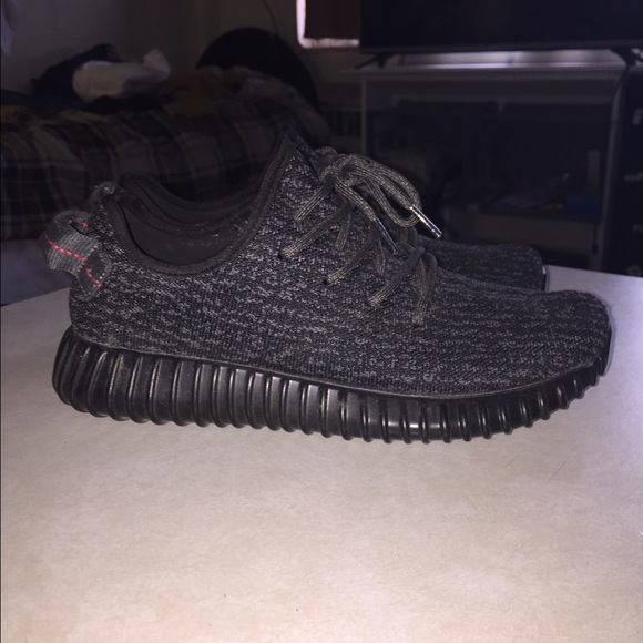 b3b083e22 Adidas Other - High Quality Fake Yeezy Boost 350 Pirate Black
