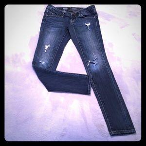 Low Rise Skinny Jeans Sz 0