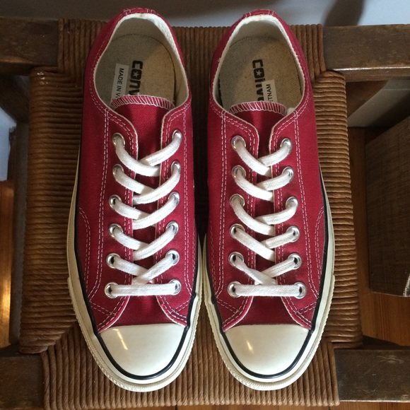4ea911f7ce4b46 Converse Shoes -  80 CONVERSE All Star  70s Sneakers in Crimson Red