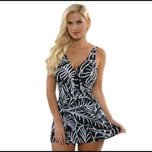Maxine of Hollywood Other - Maxine of Hollywood Bathing Suit Dress