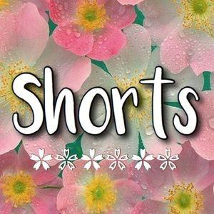 Pants - Shorts!