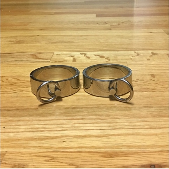 Jewelry - The Haute Pursuit cuffs