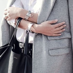 The Haute Pursuit cuffs